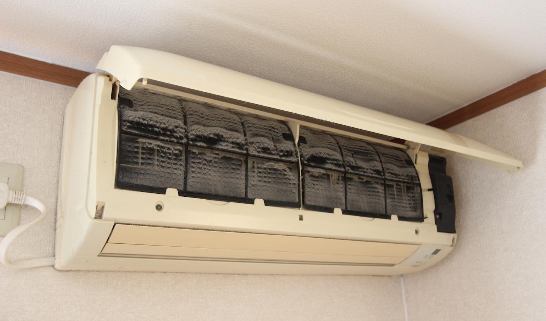 古い家電製品の電気代が高くなるイメージ画像