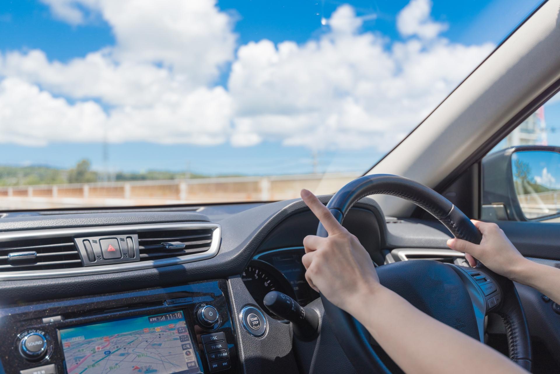 エコ運転のイメージ画像
